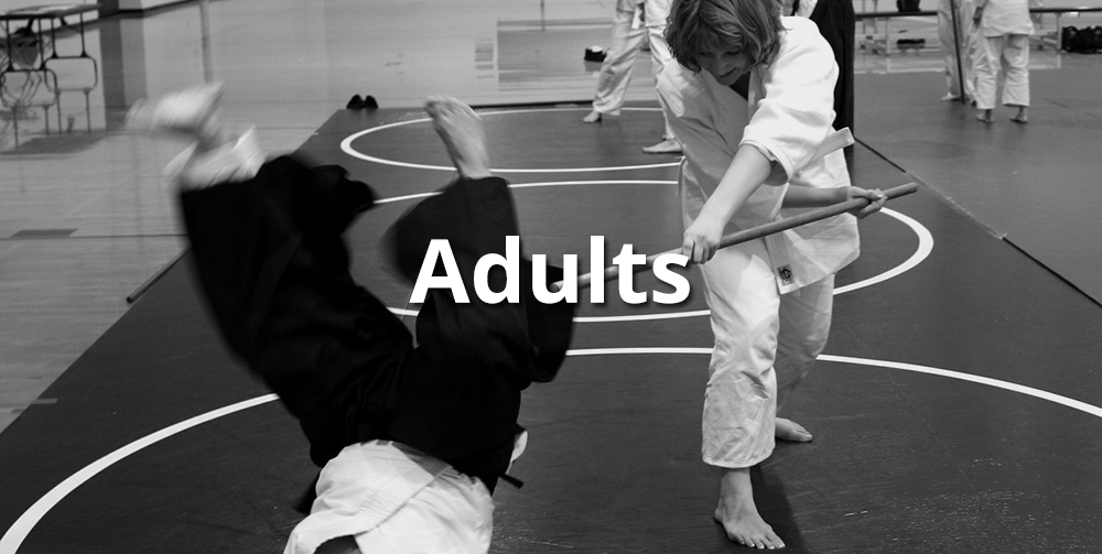 aikido classes for adults