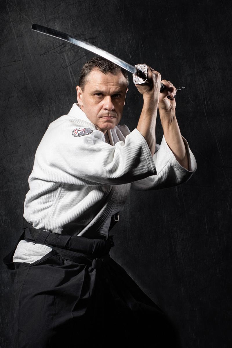 martial arts trainer